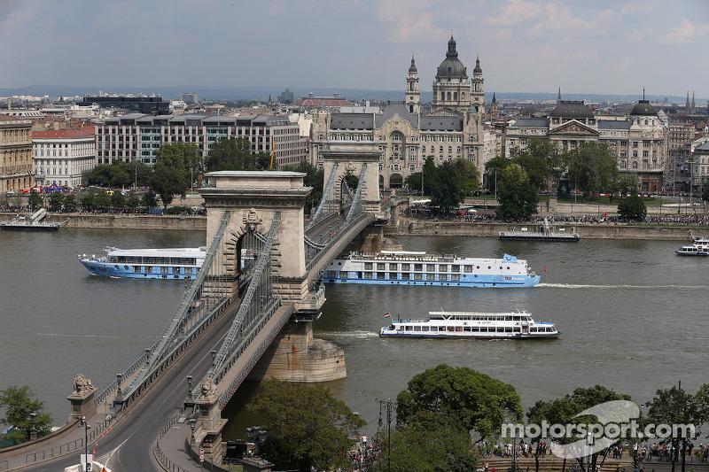 布达佩斯城市路演