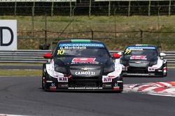 Gianni Morbidelli, Chevrolet RML Cruze TC1, ALL-INKL_COM Munnich Motorsport et René Münnich, Chevrol