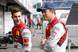 Miguel Molina, Audi Sport Team Abt, Portrait, Mattias Ekstroem (SWE), Audi Sport Team Abt Sportsline