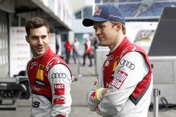 Miguel Molina, Audi Sport Team Abt, Retrato, Mattias Ekstroem (SWE), Audi Sport Team Abt Sportsline,
