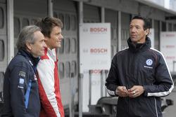Jacky Ickx, Audi Sport Team Abt, Audi RS 5 DTM; Manuel Reuter