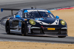 #27 Dempsey Racing Porsche 911 GT America: Patrick Dempsy, Andrew Davis