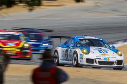 #19 Muehlner Motorsports America Porsche 911 GT America: Mark Kvamme, Dillon Machavern