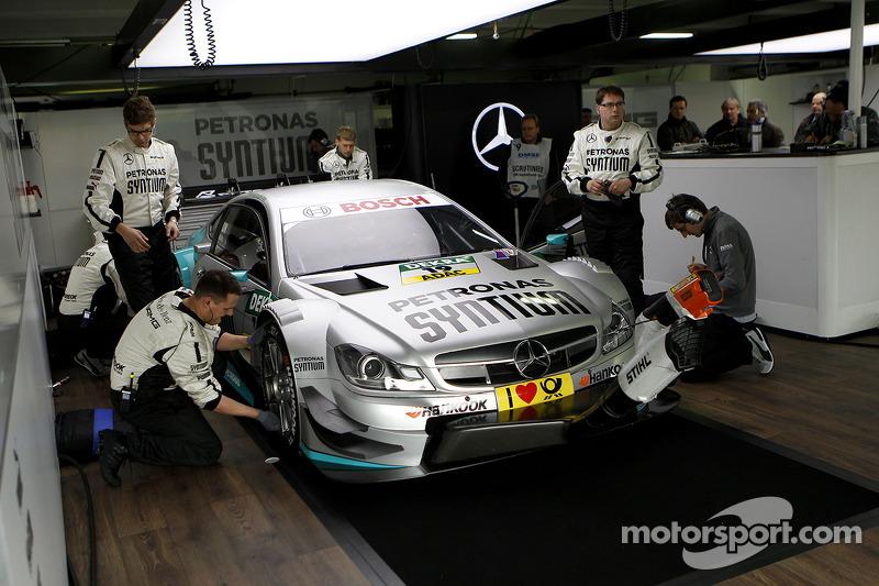 Daniel Juncadella, Mercedes AMG DTM-Takımı M¸cke DTM Mercedes AMG C-CoupÈ