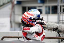 Miguel Molina, Audi Sport Team Abt Audi RS 5 DTM, e Adrien Tambay, Audi Sport Team Abt Sportsline Au
