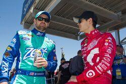 Ricky Stenhouse Jr. e Kyle Larson
