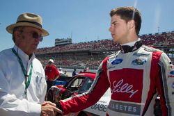 Jack Roush and Ryan Reed