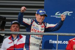 Winnaar Anthony Davidson