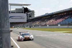 Marco Wittmann, BMW Team RMG BMW M4 DTM ottiene la vittoria