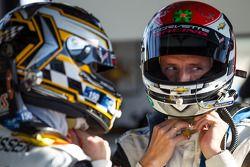 Jan Magnussen en Antonio Garcia