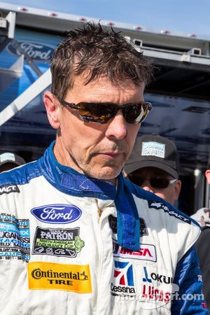 Scott Pruett no victory lane