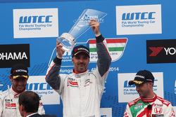 Yvan Muller, Citroen C-Elysee WTCC, Citroen Total WTCC race winner