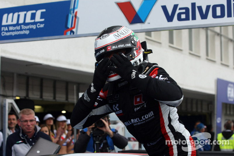 Gianni Morbidelli, Chevrolet RML Cruze TC1, ALL-INKL_COM Munnich Motorsport Yarış galibi