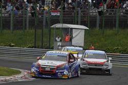 Tom Coronel, Chevrolet RML Cruze TC1, Roal Motorsport, Yvan Muller, Citroen C-Elysee WTCC, Citroen T