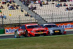 Vitaly Petrov, Mercedes AMG DTM-Team M¸cke DTM Mercedes AMG C-CoupÈ, Nico M¸ller, Audi Sport Team Ro