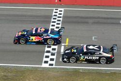 Mattias Ekstrom, Audi Sport Team Abt Sportsline, Audi RS 5 DTM, Adrien Tambay, Audi Sport Team Abt,