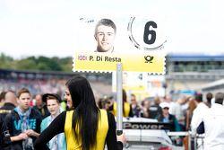 Grid kızı: Paul Di Resta, Mercedes AMG DTM-Takımı HWA DTM Mercedes AMG C-CoupÈ