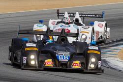 #88 BAR1 Motorsports ORECA FLM09: Doug Bielefeld, Ryan Eversley