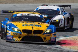 #94 Turner Motorsports BMW Z4: Dane Cameron, Markus Palttala