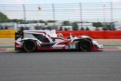 #38 Jota Sport Zytek Nissan: Simon Dolan, Harry Tincknell, Marc Gene