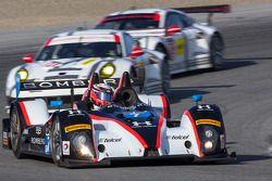 #7 Starworks Motorsport ORECA FLM09: Martin Fuentes, Sam Bird