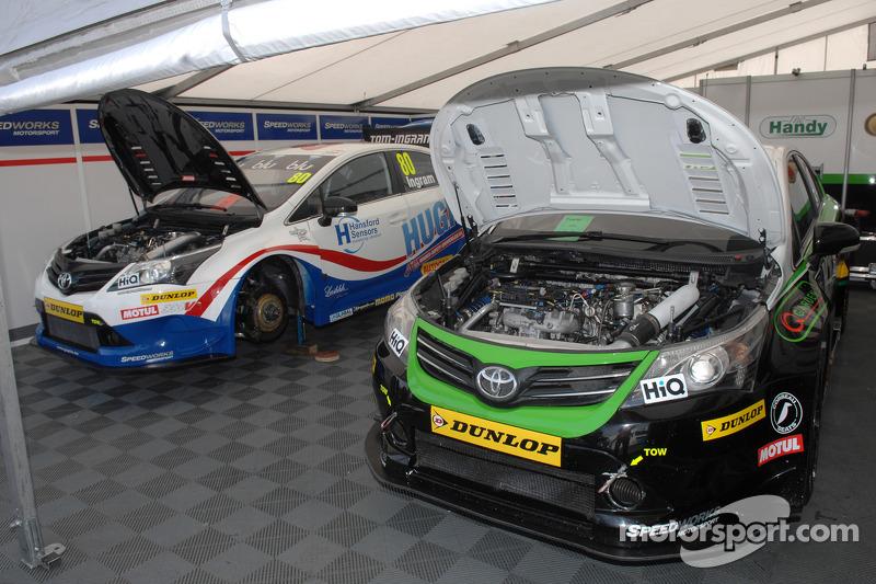 Speedworks/ Handy Motorsport
