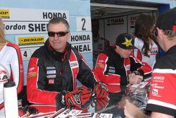 Honda Yuasa Racing : Matt Neal et Gordon Shedden