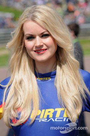 Hôtesse Pirtek Racing