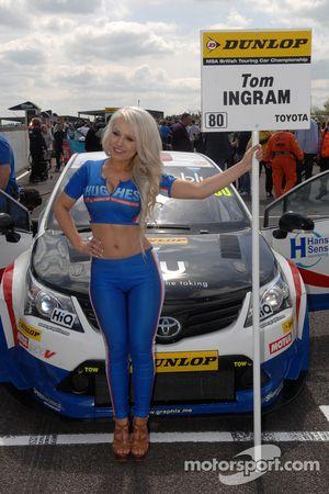 Speedworks Motorsport - Grid girl