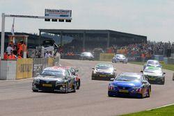 Martin Depper, pirtek Racing et Lea Wood Houseman Racing