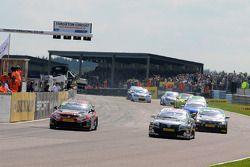 Lea wood, Houseman Racing et Marc Hynes Quantel Bifold Racing