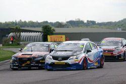 Rob Austin, Exocet Racing et Tom Ingram Speedworks Motorsport