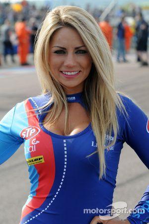 Hôtesse Welch Motorsport