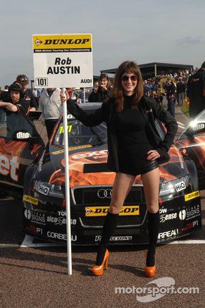 Hôtesse Exocet Racing