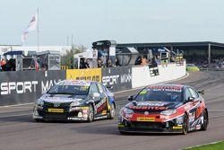 Marc Hynes, Quantel Bifold Racing et Lea Wood, Houseman Racing