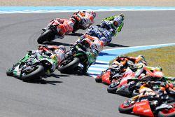 ГП Испании, воскресная гонка.