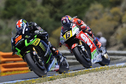 Bradley Smith, Monster Yamaha Tech 3 y Stefan Bradl, LCR Honda MotoGP