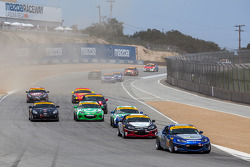 ST : #5 CJ Wilson Racing Mazda MX-5: Stevan McAleer, Chad McCumbee en tête
