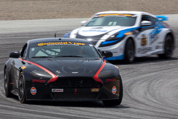 #8 Mantella Autosport Aston Martin: Anthony Mantella, Mark Wilkins