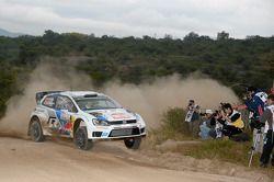 Sébastien Ogier ve Julien Ingrassia, Volkswagen Polo WRC, Volkswagen Motorsport