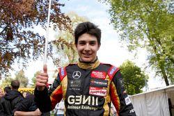 Pole position Ocurse 1, Esteban Ocon