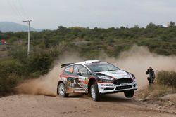 Quentin Gilbert et Nicolas Klinger, Ford Fiesta R5