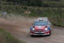 Nicolas Fuchs ; Fernando Mussano, Ford Fiesta R7