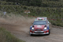 Nicolas Fuchs y Fernando Mussano, Ford Fiesta R7