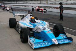 Yarış galibi Matthew Brabham