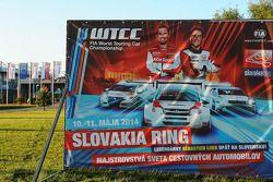 Словакия, пятничные тесты.