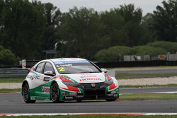 Gabriele Tarquini, Honda Civic WTCC, Castrol Honda WTCC TeamC Team