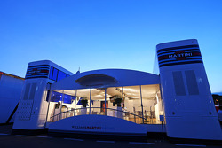 Motorhome Williams de nuit