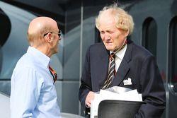 (L to R): Donald McKenzie, CVC Capital with Ron Walker, Chairman of the Australian GP Corporation