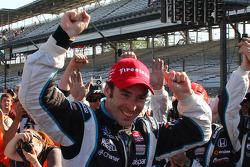 Race winner Simon Pagenaud